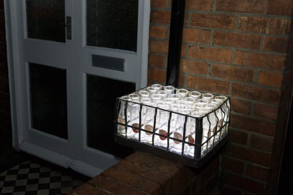 Milk of Human Kindness: Light Delivery